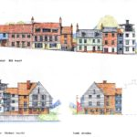 Proposed elevations as submitted for planning and Listed Building consent.