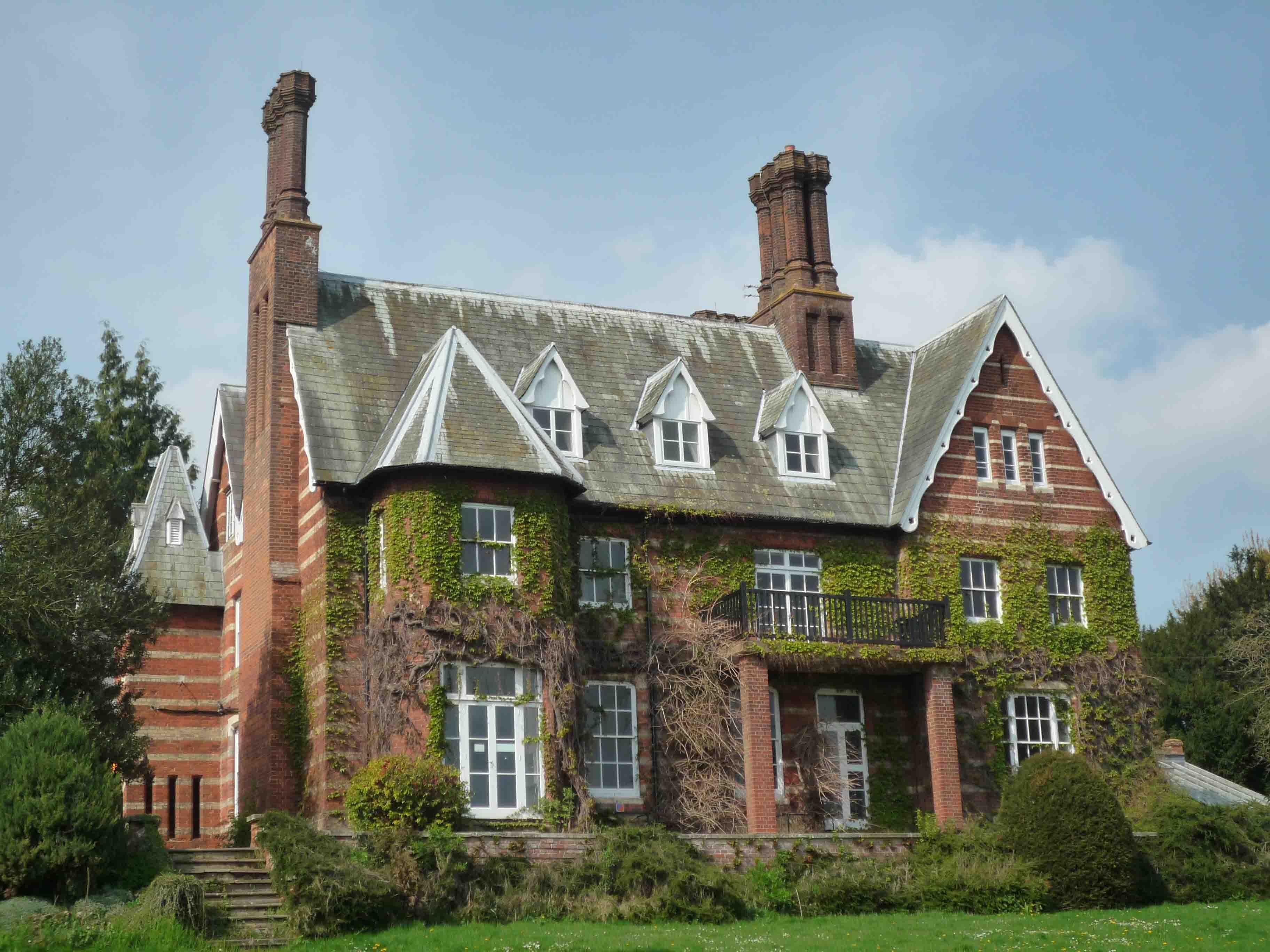 Wicken House  Wicken Bonhunt  Essex