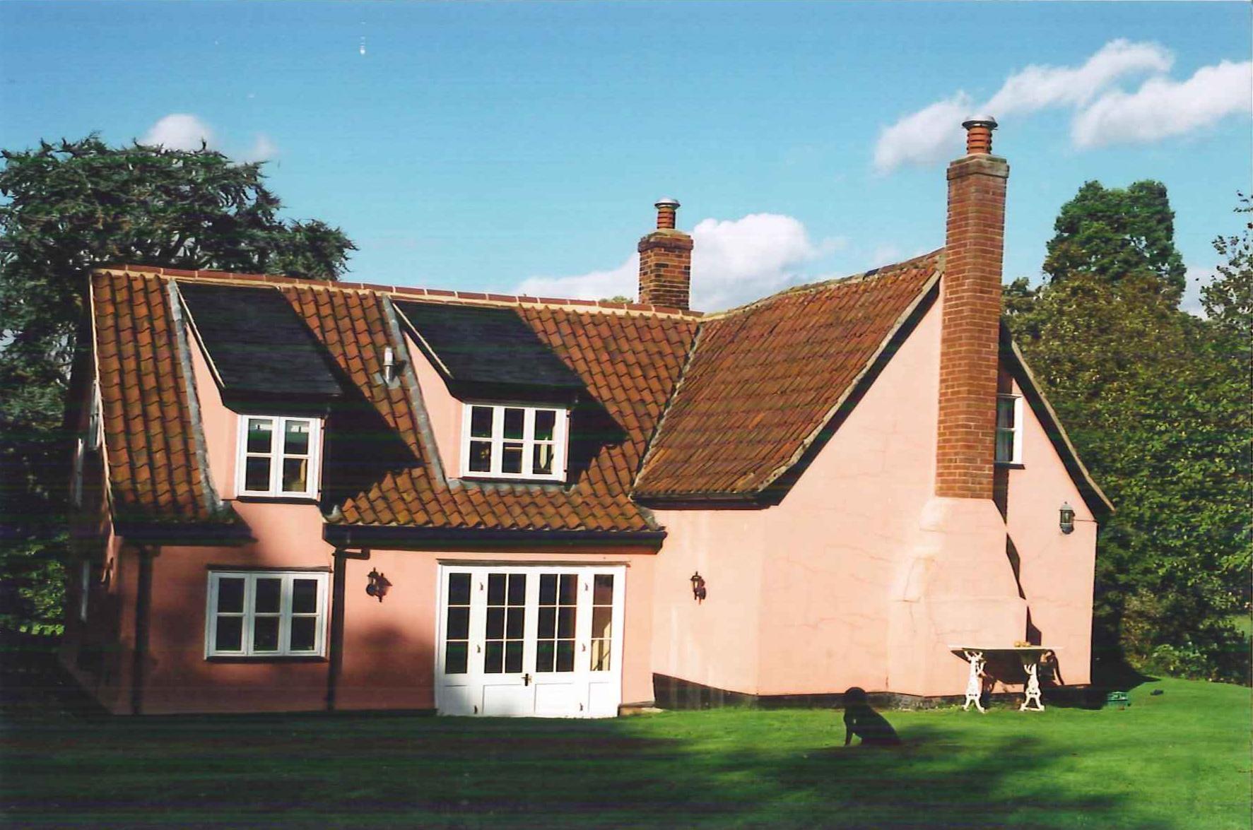 West Wratting Cambridgeshire Ian Abrams Architect