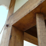 Oak Porch detail