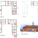 Stable Block - proposed plans and elevations