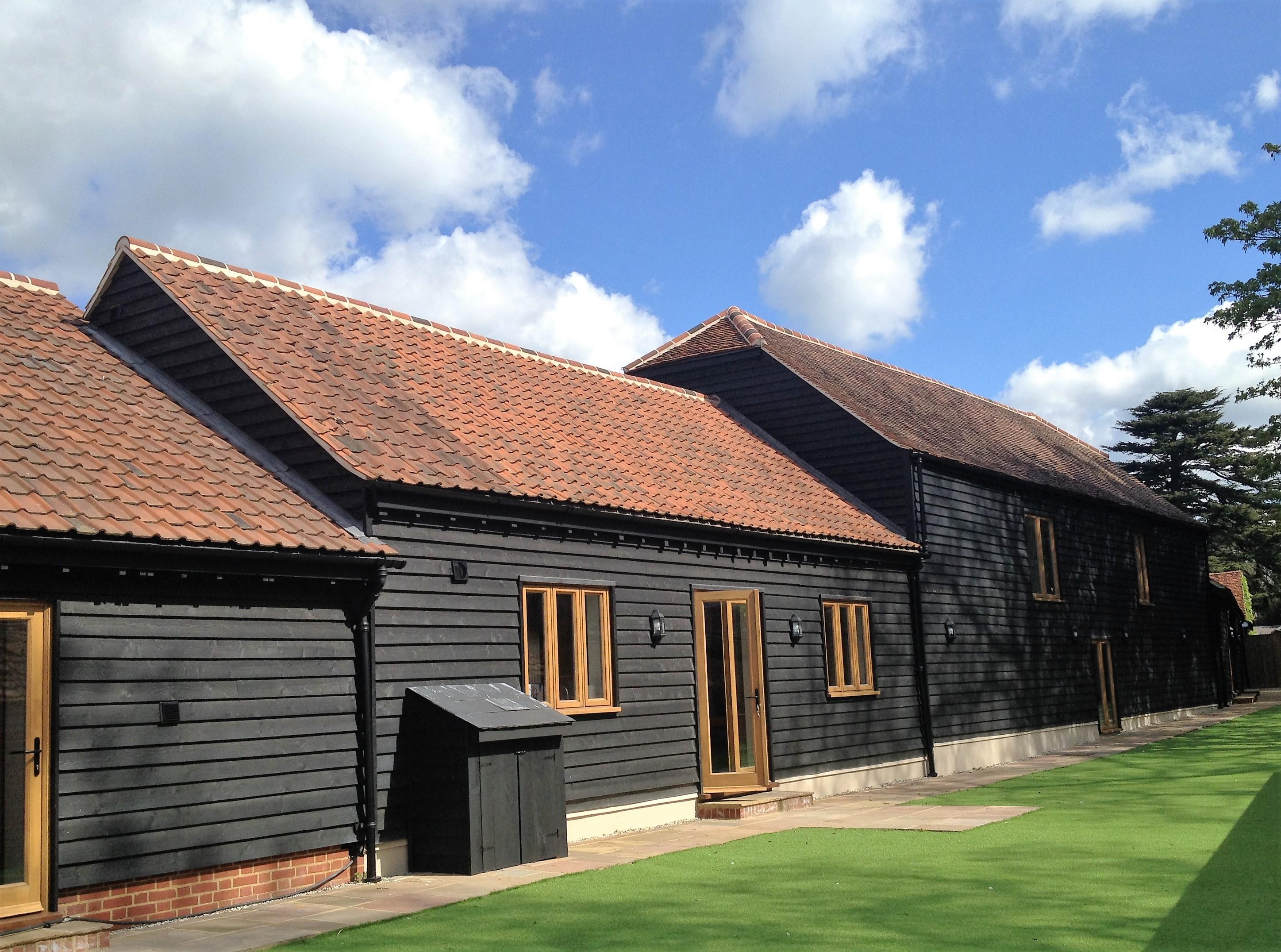 Essex Barn Conversion Ian Abrams Architect